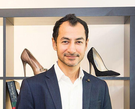 Kunal Kapoor-Founder and managing director, The Luxury Closet