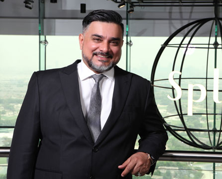 Raza Beig-director Landmark Group & CEO – Splash & ICONIC