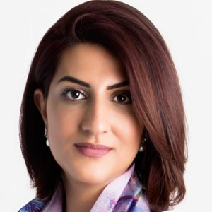 Nada Alawi - MIDDLE EAST RETAIL FORUM 2018