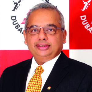 Ramesh Cidambi, Chief Operating Officer, Dubai Duty Free